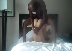 Interracial sex - ebony sex tube