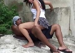 Tiener seks video's - black college sex